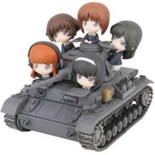 ガルパンIV号戦車D型改エンディングVer