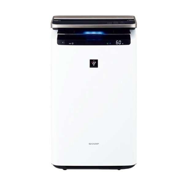KI-HP100-W 加湿空気清浄機 ホワイト系 [適用畳数:46畳 /最大適用畳数(加湿):26畳 /PM2.5対応]