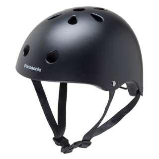 幼児用ヘルメット NAY001(マットブラック)