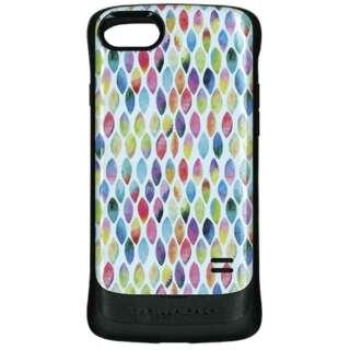 iPhone8/7兼用 VANILLA PACK 衝撃吸収ケース カラー1