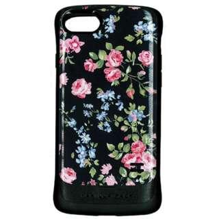 iPhone8/7兼用 VANILLA PACK 衝撃吸収ケース 花柄2