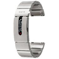 ハイブリッドスマートウォッチ wena wrist pro Silver(J) WB-11A S