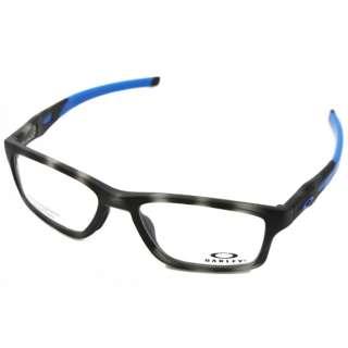 【度無しクリアレンズ】メガネセット CROSSLINK MNP(マットグレートータス)OX8090-0655[薄型/屈折率1.60/非球面/PCレンズ]