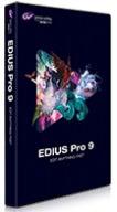 EDIUS Pro 9 通常版 製品画像