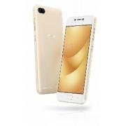 ZenFone 4 Maxサンライトゴールド「ZC520KLGD32S3」 Snapdragon 430 5.2型・メモリ/ストレージ:3GB/32GB nanoSIM×2 SIMフリースマートフォン