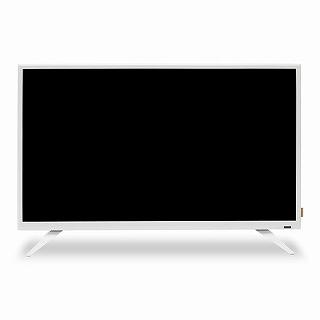 AT-TV321S-WH 液晶テレビ amadana TAG label(アマダナ タグ レーベル) ホワイト [32V型 /ハイビジョン]