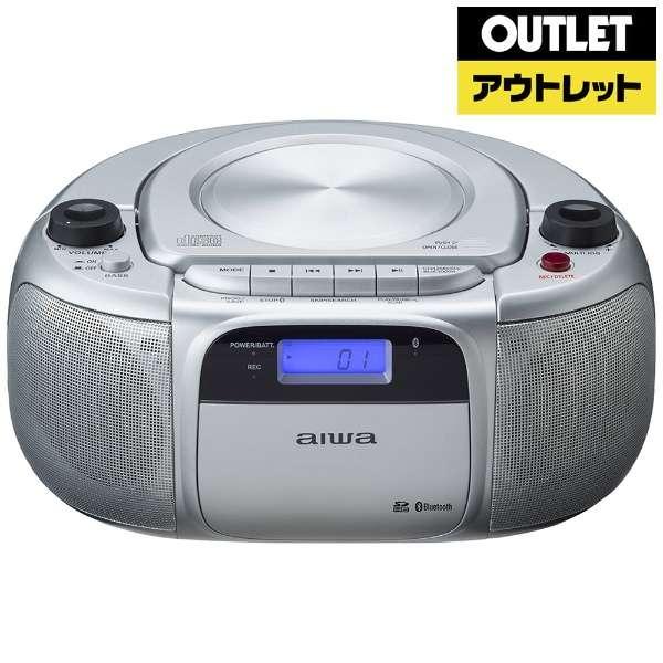 【アウトレット品】 CDラジオ CR-BUE30 [Bluetooth対応 /ワイドFM対応] 【生産完了品】