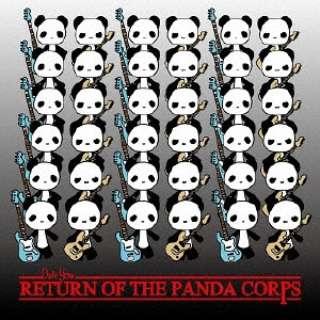 Date You/RETURN OF THE PANDA CORPS 【CD】