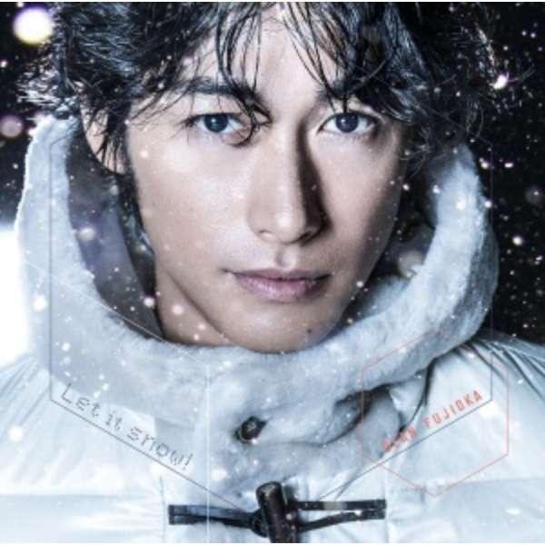 DEAN FUJIOKA/Let it snow! 通常盤 【CD】