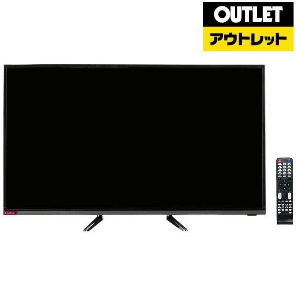 【アウトレット品】 液晶テレビ [40V型 /フルハイビジョン] JLCD40VKW 【生産完了品】