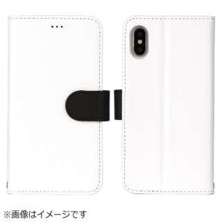 [iPhone X]booc 手帳型 ダイアリーケース
