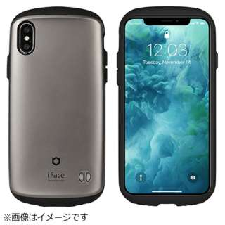 iPhoneXS/X iFace Sensation Metallicケース