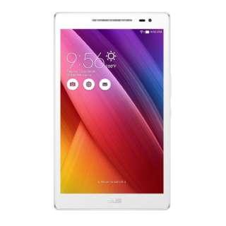 8型/ホワイト/1280x800(WXGA)/Android 7.0/MediaTek MT8163 1.3GHz/1GB/16GB/BT4.0/802.11abgn Z380M001WH ホワイト [8型ワイド /ストレージ:16GB /Wi-Fiモデル]