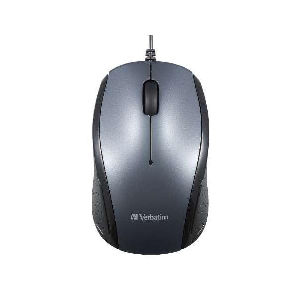 MUSYBLZV1 マウス [BlueLED /3ボタン /USB /有線]