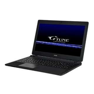 BC-GN5I75UM8S1H1G15 ゲーミングノートパソコン G-Tune [15.6型 /intel Core i7 /HDD:1TB /SSD:128GB /メモリ:8GB /2017年12月モデル]