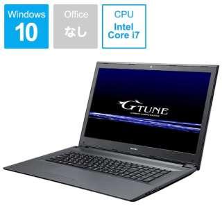 G-Tune ゲーミングノートパソコン BC-GN7I77HQM8S1H1G15T [17.3型 /intel Core i7 /HDD:1TB /SSD:128GB /メモリ:8GB /2017年12月モデル]