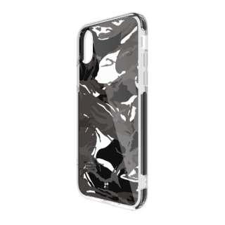 iPhone X用 CaseStudi PRISMART ミリタリーブラック CS_I8NCSDLPR_MB