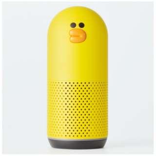 NLS110JP スマートスピーカー(AIスピーカー) Clova Friends SALLY [Bluetooth対応 /Wi-Fi対応]