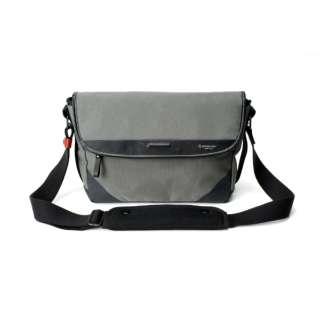 Flap bag (gray) ACAM-9000