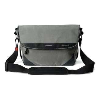 Flap bag (gray) ACAM-9100