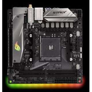 AMD B350チップセット搭載MINI-ITXマザーボード STRIX B350-I GAMING STRIX B350-I GAMING