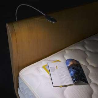 フランスベッド LEDアーム式LED読書灯 N13