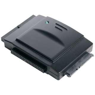 2.5/3.5インチHDD用 手軽にデータのお引越し IDE/SATA-USB2.0 変換ケーブル OWL-SI23EI-U2 ブラック 【バルク品】