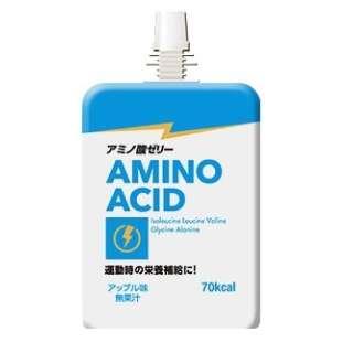 【店舗のみの販売】 アミノ酸ゼリー アップル味(180g)[ゼリー飲料]