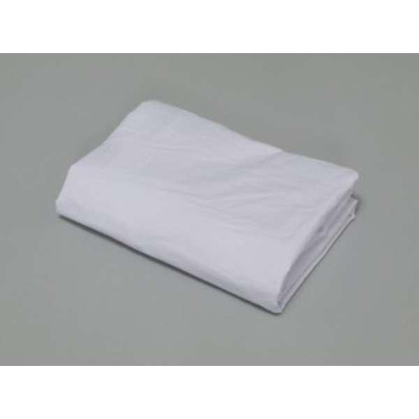 【敷ふとんカバー】アイリスオーヤマ CWS-SL シングルロングサイズ(ポリエステル65%、綿35%/105×210cm/ホワイト)