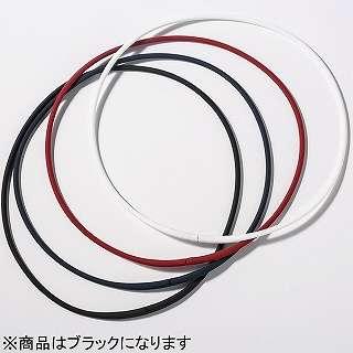 RAKUWA ネックS レザータッチ (ブラック/50cm) 0217TG747053