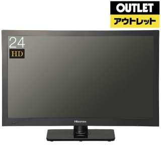 【アウトレット品】 液晶テレビ [24V型 /ハイビジョン]  HJ24K3121 【外装不良品】