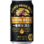 一番搾り 黒生 350ml 24本【ビール】