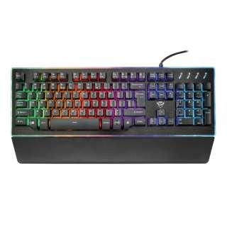 有線ゲーミングキーボード GXT 860 Thura Semi-mechanical Keyboard 21839 [英語配列]