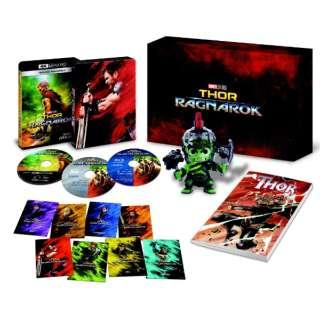マイティ・ソー バトルロイヤル 4K UHD MovieNEXプレミアムBOX(数量限定) 【Ultra HD ブルーレイソフト+ブルーレイソフト】