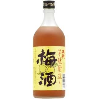五代梅酒 芋焼酎造り 720ml