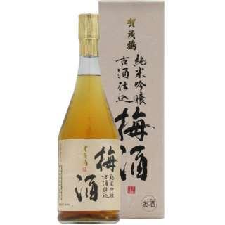 賀茂鶴 純米吟醸古酒仕込 梅酒 720ml【梅酒】