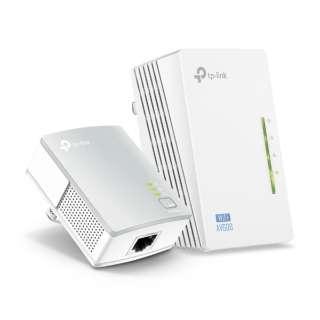 TL-WPA4220 KIT 【コンセント直挿型】無線LAN(wi-fi)中継機(中継器単体) [n/g/b]