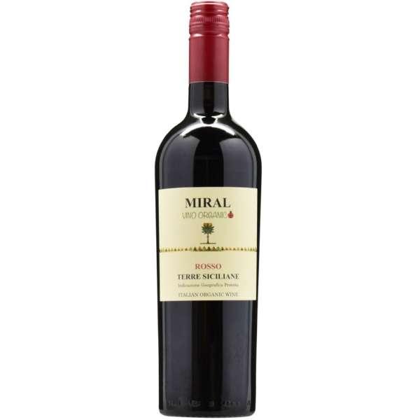 フィーナ ミラル・ロッソ オーガニック 750ml【赤ワイン】