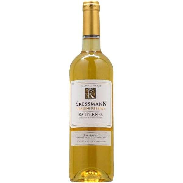 クレスマン ソーテルヌ 750ml【白ワイン/貴腐・アイスワイン】