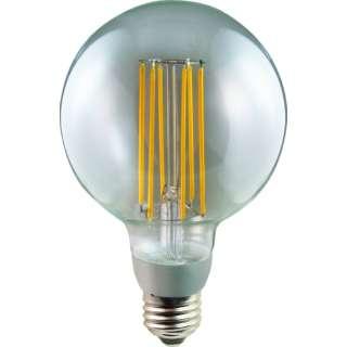 LDG8L/95 LED電球 DECO LIGHT LED Filament BASIC(デコライトLED・フィラメントベーシック) クリア [E26 /電球色 /1個 /ボール電球形 /全方向タイプ]