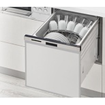 RSWA-C402C-SV ビルトイン食器洗い乾燥機 スライドオープンタイプ シルバー [4人用]