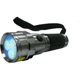 BLLED3435UV 3灯ブラックライト [LED /単4乾電池×3]