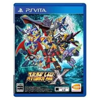スーパーロボット大戦X(通常版) 【PS Vita】