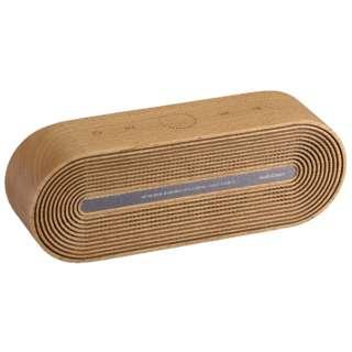 ASP-W250N WiFiスピーカー AudioComm 木目調 [Bluetooth対応]