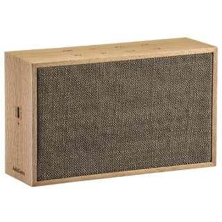 ASP-W220N-U ブルートゥース スピーカー AudioComm ベージュ [Bluetooth対応]