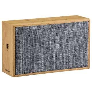 ASP-W220N-A ブルートゥース スピーカー AudioComm ブルー [Bluetooth対応]