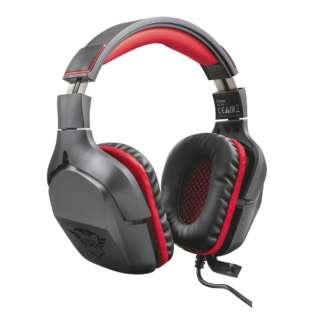 22053 ゲーミングヘッドセット GXT [φ3.5mmミニプラグ /両耳 /ヘッドバンドタイプ]