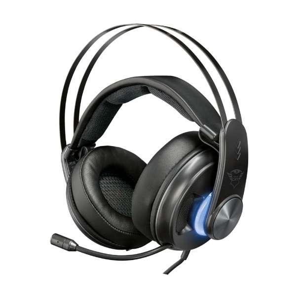 22055 ゲーミングヘッドセット GXT [USB /両耳 /ヘッドバンドタイプ]