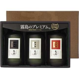 霧島酒造 吉助 3種セット (720ml/3本)【芋焼酎】