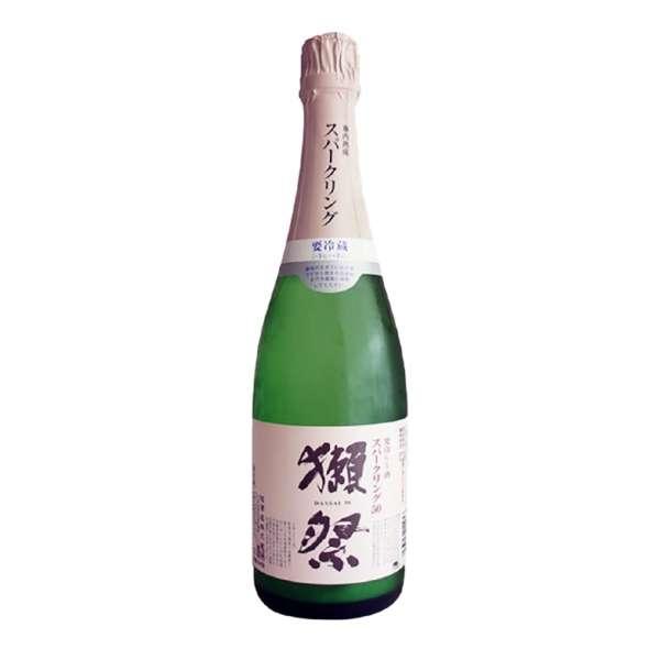 【ビック酒販正規取り扱い店舗限定】 獺祭(だっさい) 発泡にごり酒45 720ml【日本酒・清酒】